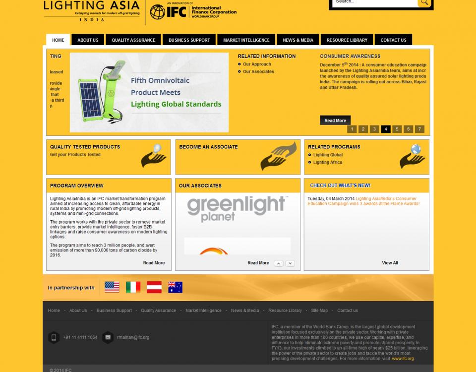 LightingAsia